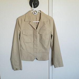 Khaki CAbi jacket style 892, EUC